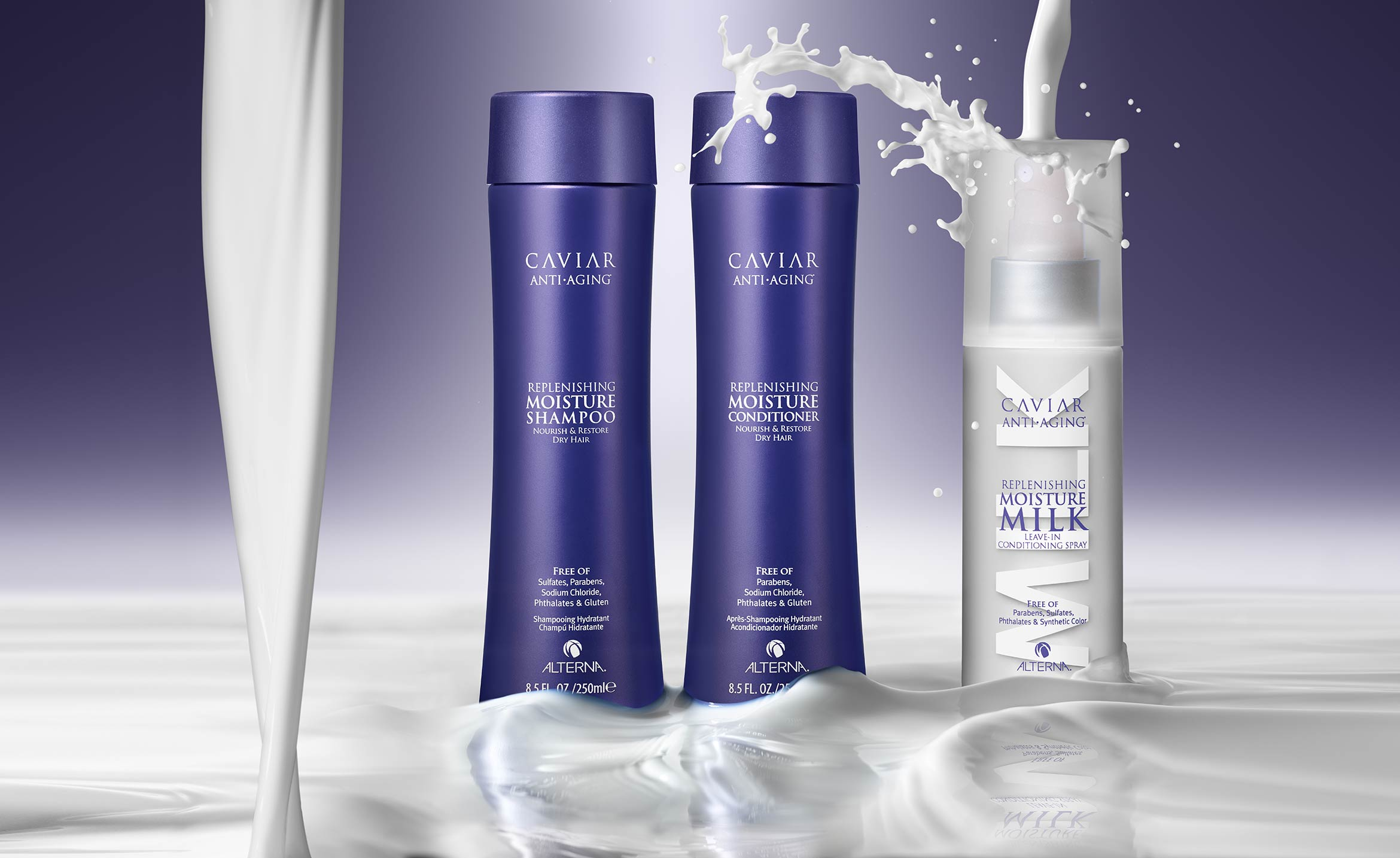 Alterna-Hair Care Splash