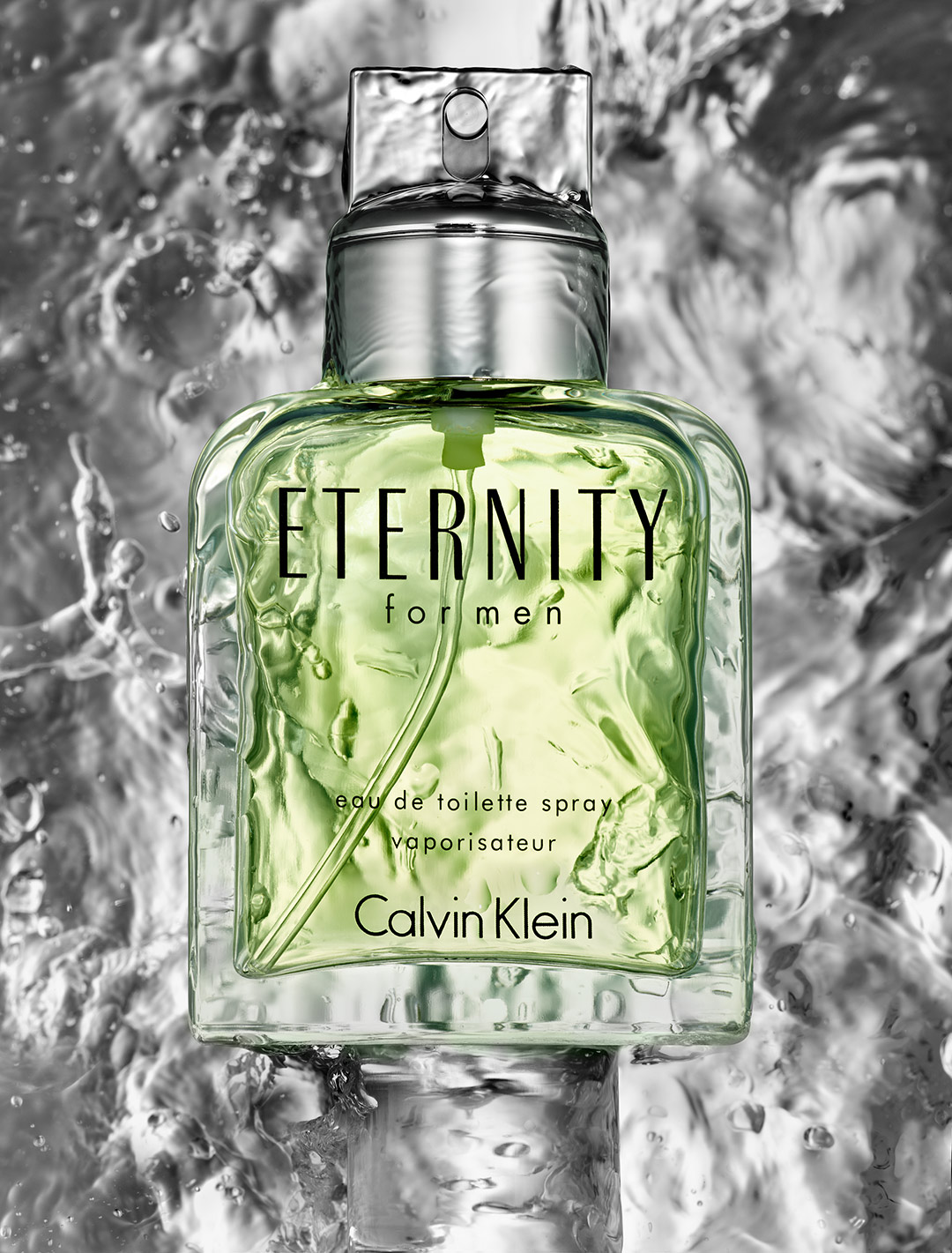 Eternity for Men Calvin Klein Eau de Toilette Spray